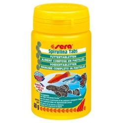 Sera Spirulina Tabs mangime per pesci