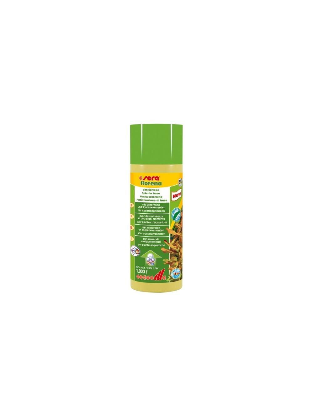 Fertilizzante Per Piante : Sera florena fertilizzante per piante aquazoomania shop