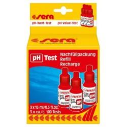 Sera pH Test - confezione di ricarica