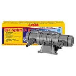 Sera Sistema UV-C 24w sterilizzatore per acquario