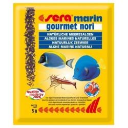 Sera Marin Gourmet Nori 5g alimento per pesci