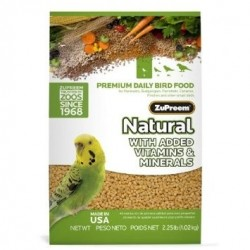 ZuPreem Natural Small Parakeet 1,02kg