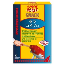 Sera Koi Snack 30g mangime per pesci