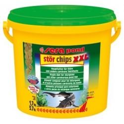 Sera Pond Stör Chips XXL 1.7Kg mangime per storioni