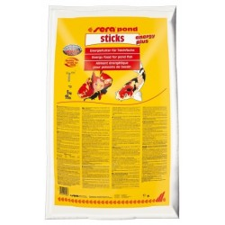 Sera Pond Sticks Energy Plus 5Kg mangime per pesci