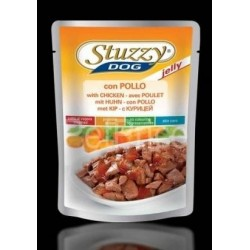 Stuzzy Dog con pollo in jelly buste 100g