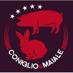 Primeval Diet Coniglio e Maiale 12 kg crocchette cane grain free