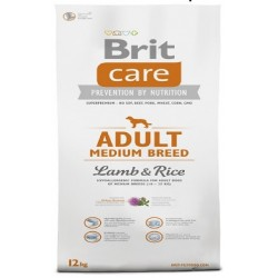 Brit Care Adult Medium Lamb & Rice