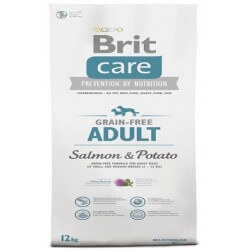 Brit Care Adult Medium Salmon & Potato Grain Free