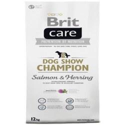 Brit Care Dog Show Salmone e Aringhe crocchette cane