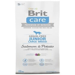Brit Care Puppy Salmon & Potato Grain Free crocchette cucciolo senza cereali