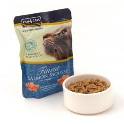Fish4Cats Salmon Mousse 100g