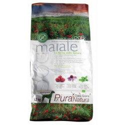 Pura Natura Adult Maiale crocchette cane grain free