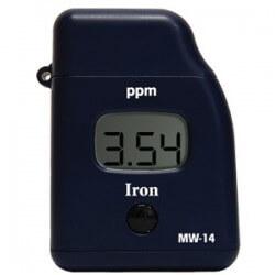 Milwaukee Fotometro Portatile MW14 per la misura del ferro