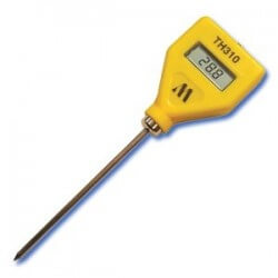 Milwaukee termometro con sonda in acciaio inox e CALTEST