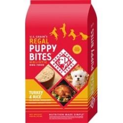 Regal Puppy Bites 13,64 kg crocchette per cucciolo