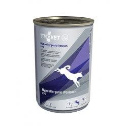 Trovet Hypoallergenic Venison Grain Free 400g umido cane