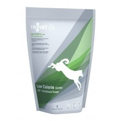 Trovet Low Calorie Lamb LCT 400g snack dietetico per cani
