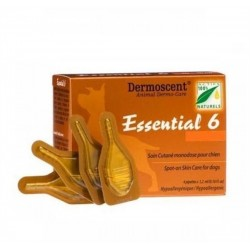 Dermoscent Essential 6 Spot-On per cane 0-10kg