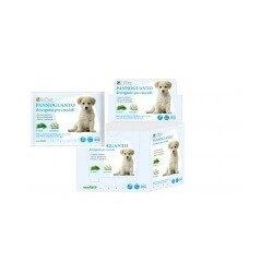 Affex Pannoguanto Detergente per Cuccioli Tè verde e Camomilla