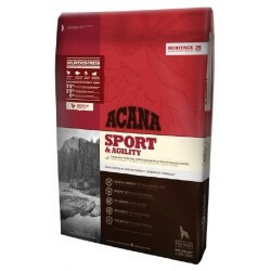 Acana Sport & Agility 11,4kg crocchette per cane sportivo senza cereali