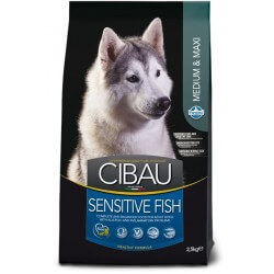 Cibau Sensitive Medium&Maxi Fish & Rice