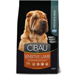 Cibau Sensitive Lamb & Rice 12kg