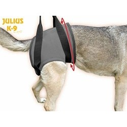Julius K9 Reabilitation Harnesses REAR
