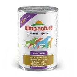Almo Nature DailyMenu con anatra 400g umido cane
