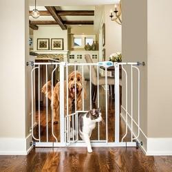 Carlson Extra Wide cancelletto per cani e gatti