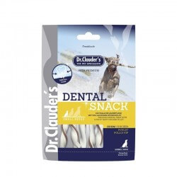Dr. Clauder's Dental Snack SMALL 80g snack per cani
