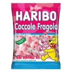 Haribo Coccole Fragola 100g