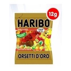 Haribo Orsetti d'oro 12g