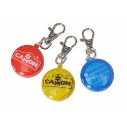 Camon Safety Tag Porta-Indirizzo Lampeggiante