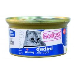 Golosi Cat Dadini alla Trota 85g