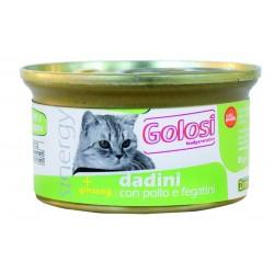 Golosi Cat Dadini al Pollo e Fegatini 85g