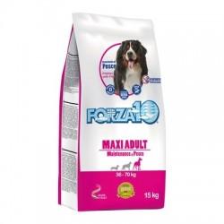 Forza10 Adult Maxi Maintenance al Pesce 15kg