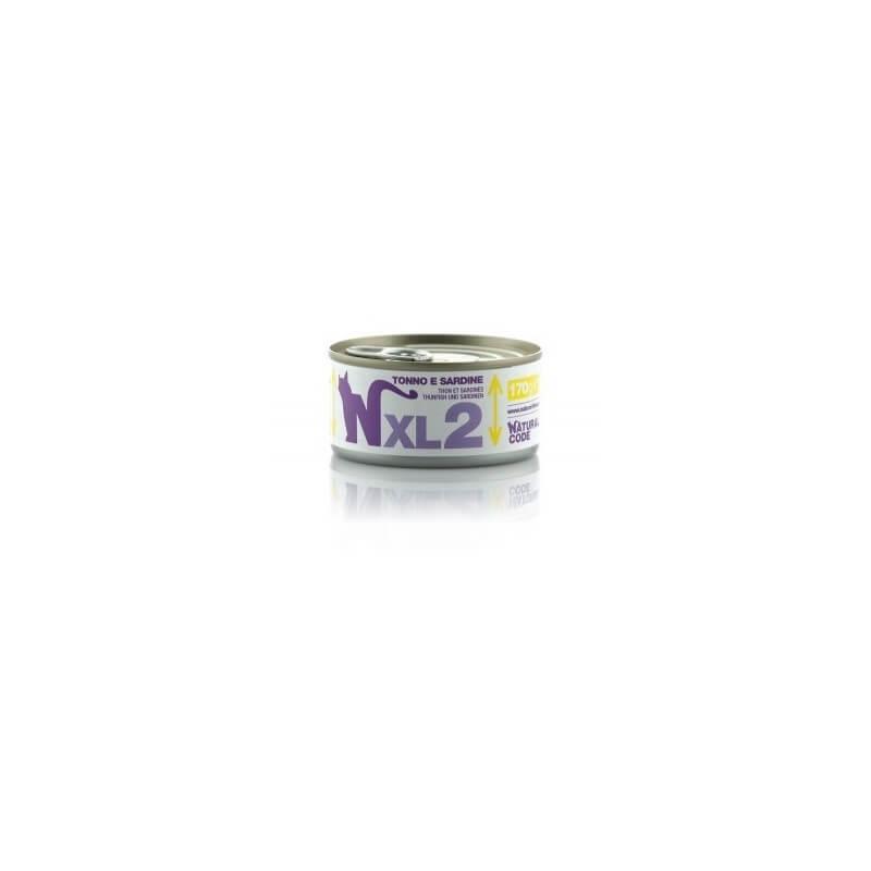 Natural Code XL 2 Tonno e Sardine