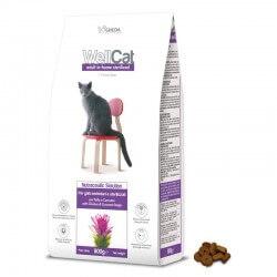 WellCat Adult Hair Exigent Pesce e Borragine 10kg crocchette gatto