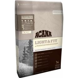 Acana Light & Fit crocchette per cane senza cereali
