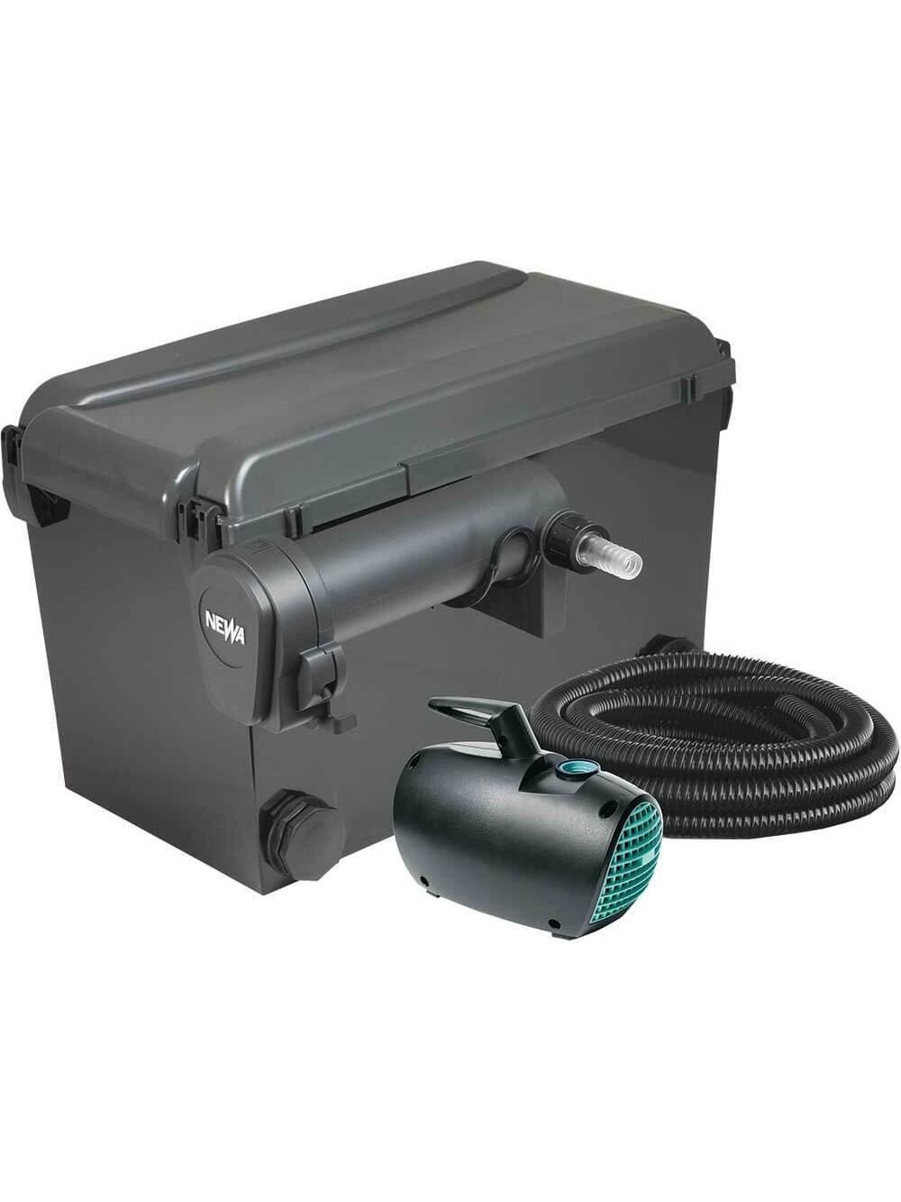 Newa purissimo advance 3 filtro per laghetti for Articoli per laghetti