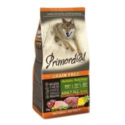 Primordial Adult Bufalo e Sgombro   crocchette grain free