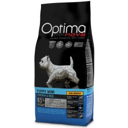 Optima Nova Cat Adult Exquisite Pollo&Riso crocchette gatto