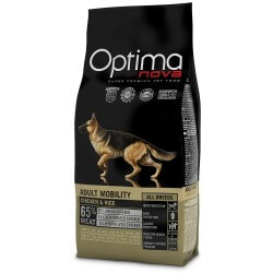 OptimaNova Adult Giant Pollo e Riso 12kg crocchette cane