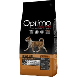 OptimaNova Adult Mini Coniglio e Patate GRAIN FREE crocchette cane