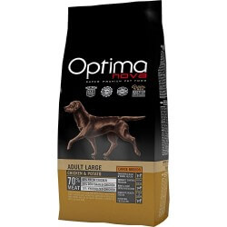 OptimaNova Adult Medium Pollo e Patate GRAIN FREE crocchette cane