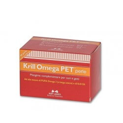 NBF Lanes Krill Omega Pet perle