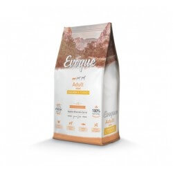 Evoque Puppy Mini Chicken & Turkey 8kg crocchette per cuccioli