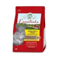 Oxbow Essential Chinchilla mangime completo per cincillà