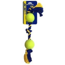 Holland Animal Care Knot Cotton Rope with Tuff Ball